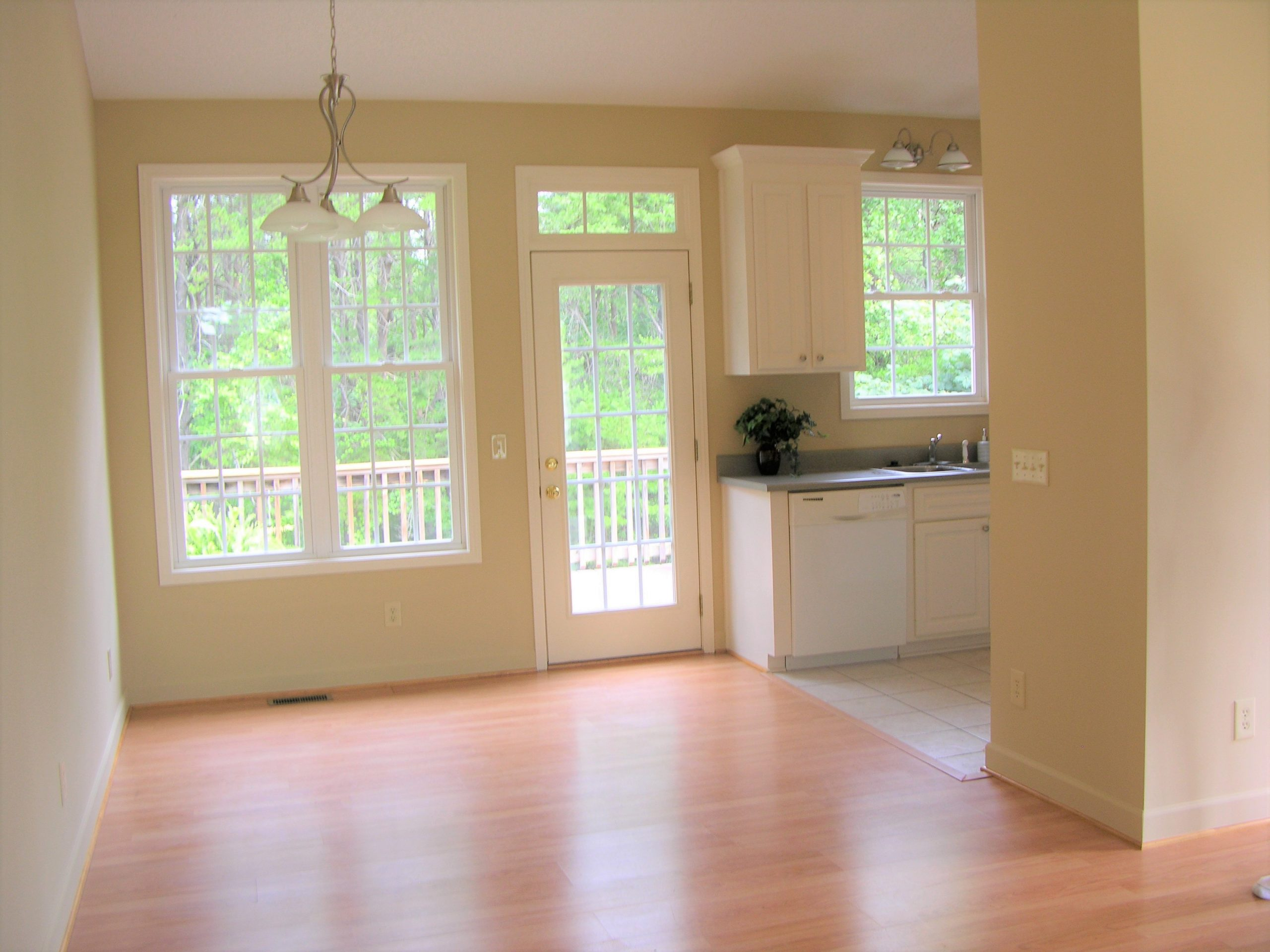 Kitchen & Dining Color Consulting