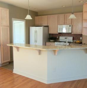 Kitchen Color Design in Asheville