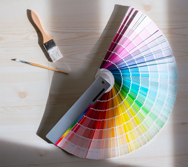 Expert Paint Design Consultation in Asheville & Hendersonville NC