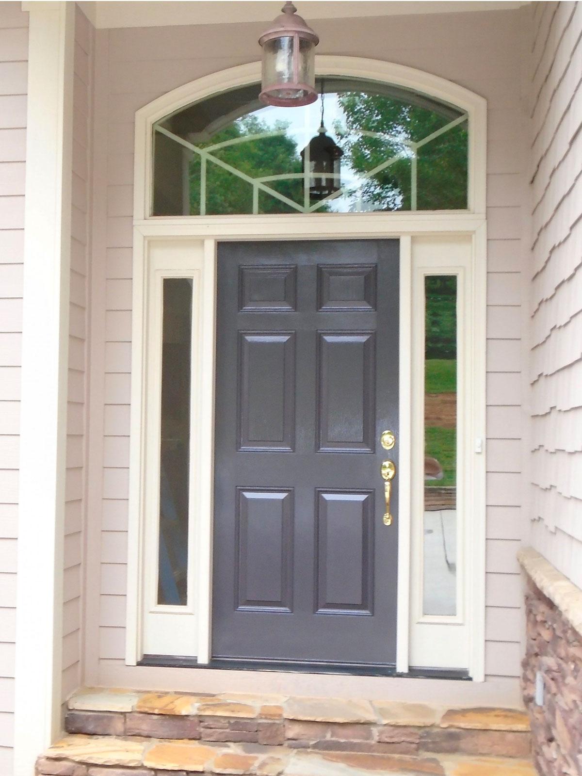 Fine Asheville Door Painting