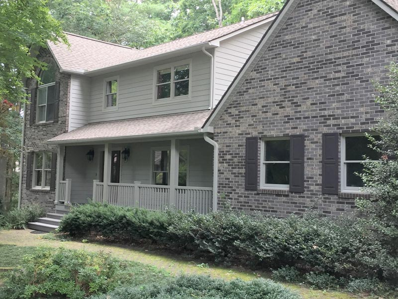 Exterior House Painting Contractor in Asheville, Hendersonville, Flat Rock, Saluda, Tryon, Columbus, NC
