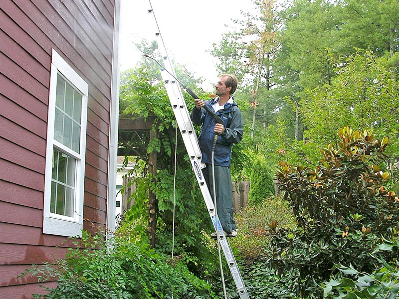 Expert Pressure-Washing in Henderson, Buncombe, Polk County, NC